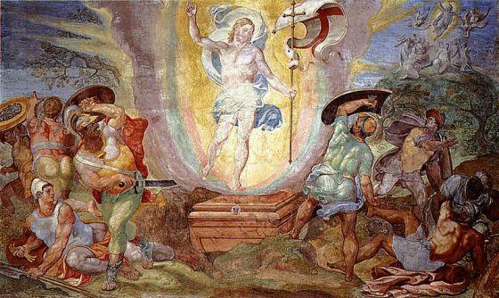 Sistine Resurrection