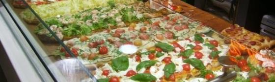 Roman pizza takeaway