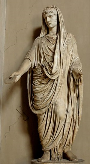 Augustus toga