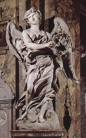Bernini angel 1