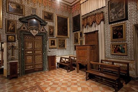 Rooms St Philip Neri 2