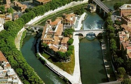 Tiber Island I