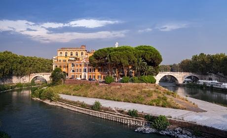 Tiber Island II