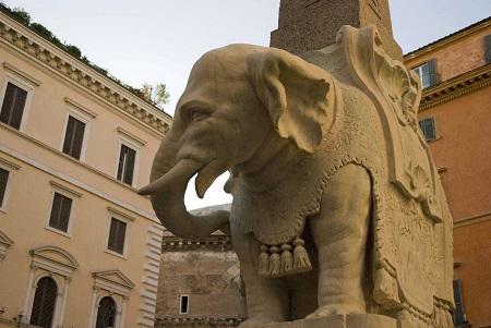 Bernini Elephant 2