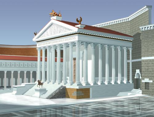 Emperor Augustus Forum